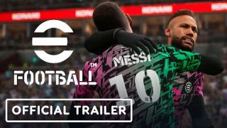 eFootball - Official Reveal Trailer (PES 2022)