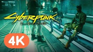 Cyberpunk 2077 - Official Nvidia GeForce RTX Gameplay Trailer