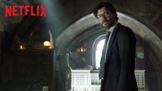 La casa de papel: 4. Kısım   Resmi Fragman   Netflix