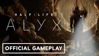 Half-Life: Alyx – Official Gameplay Trailer #2 (Xen Infestation)