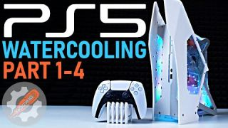 PS5 Watercooling Anthology Part 1 to 4 / Tổng hợp video tản nhiệt nước PS5 1 đến 4.